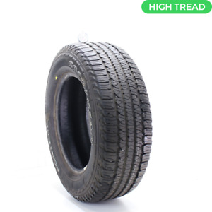 Used 245 65r17 Goodyear Fortera Hl 105s 10 32