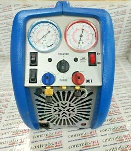 New Promax Rg5410a Refrigerant Recovery Unit