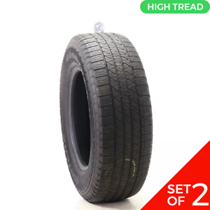 Set Of 2 Used 245 70r17 Goodyear Fortera Hl 108t 8 5 9 32