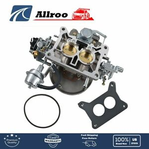 For Ford 289 302 351 Cu Jeep Engine Sale 2 Barrel Carburetor Carb 2100