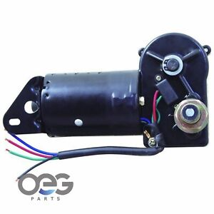 New Windshield Wiper Motor For John Deere 4450 83 90 Front Left Wiper Motor