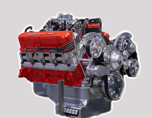 347 Small Block Ford Stroker Crate Engine 500hp Completely Turn Key
