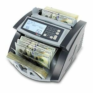 Bill Counter Uvmg Detection Money Counter Cash Counting Machine Banknote Counter