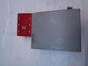 Used Paint Booth Fire Supression Control Box Pyro chem Solenoid Monitor R29