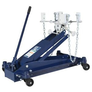 1 Ton 2 000 Lb Capacity Hydraulic Roll under Transmission Service floor Jack