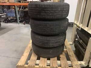 Wheels And Tires For A Jeep Grand Cherokee Laredo 2011