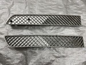 2004 2008 Chrysler Crossfire Front Bumper Left Right Lower Grille