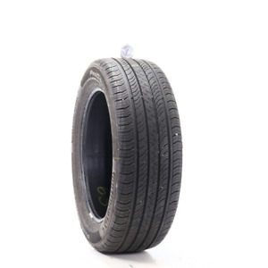 Used 225 55r18 Continental Procontact Tx 98h 7 5 32