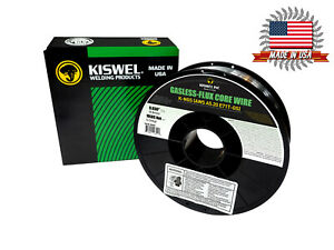 Kiswel E71t gs 030 In Dia 10lb Gasless flux Core Welding Wire Made In Usa