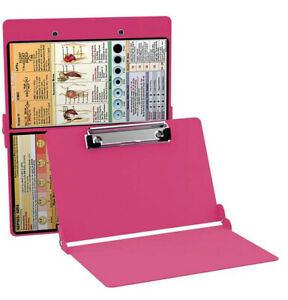Clipboards Nursing Edition Folding Clipboard Pink New Girls Edition