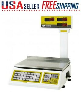 Easy Weigh Pc 100 Pole Price Computing Scale 60lb Weigh Scale S2000 Pc100