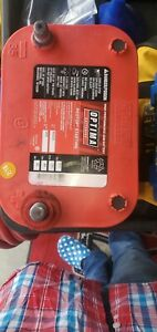 Optima Battery Red 35