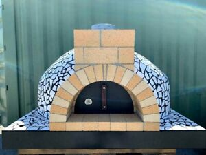 Wood Fired Pizza Oven 43