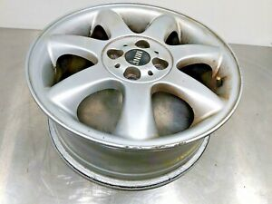 2007 2008 2009 2010 2011 2012 Mini Cooper Aluminum Alloy Wheel Rim 16 no Tire