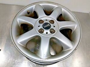 2006 2007 2008 2009 2010 2011 Mini Cooper Aluminum Alloy Wheel 16x6 1 2 6775684