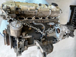 Bmw E36 M52b25 Engine And Getrag 225 5 speed Manual Transmission As is