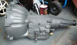 Ford Fe Fmx Automatic Transmission Fully Reconditioned W Torque Conv