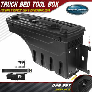 Passenger Side Truck Bed Storage Box Toolbox For Ford F 150 1997 2014 Styleside