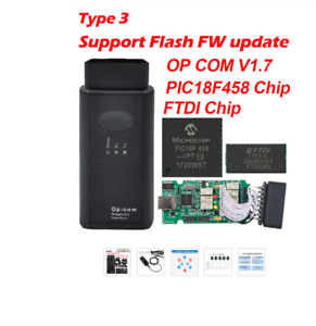 Type3 Op Com V1 7 Pic18f458 Chip Ftdi Chip Support Flash Fw Update