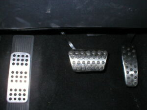 Dodge Charger Racing Style Left Foot Rest Dead Pedal