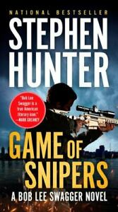 Game of Snipers Bob Lee Swagger Paperback Hunter Stephen $3.95