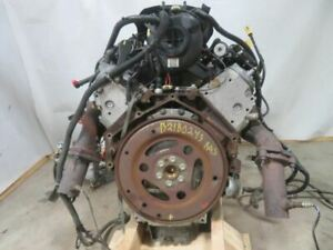 5 3 Liter Engine Motor Ls Swap Dropout Chevy Lm7 115k Complete Drop Out