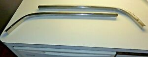 78 87 Chevy El Camino Upper Bed Trim For Above Rear Window Roof Molding Malibu