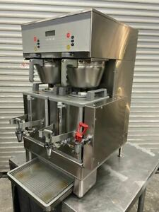 Bunn Coffee Brewer System Commercial 230v Brewwise Dual Sh Dbc Satellite 5436