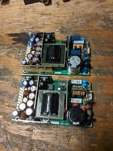 Integrated Power Designs Srp 40a 2002 5v 5a 12v 3a 40w Power Supply Lot Of 2