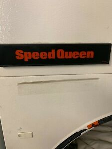 Speed Queen Commercial Washer 30lbs