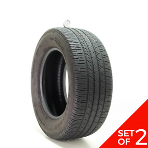 Set Of 2 Used 26560r17 Goodyear Eagle Rs A 108v 732 Fits 26560r17
