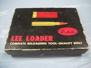 Lee Loader 222 Remington Magnum Hand Load Reloading Dies Ammo Rifle $59.95