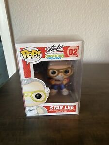 Funko Pop Stan Lee with White Shoes #2 Fan Expo Convention Exclusive $100.00