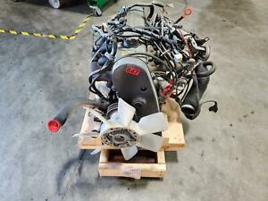 1984 Volvo 240 2 3l Engine Motor With Only 55 723 Miles