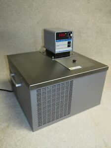 Vwr polyscience 1140a 120v Heated Lab Temperature Bath And Circulating Chiller