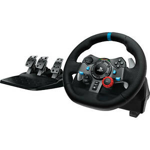 Logitech G29 Dual Motor Driving Force Racing Wheel For PS5 PS4 PS3 PC $249.99