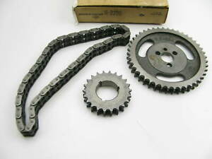 Perfect Circle 9 2100 Double Roller Timing Chain Set Kit Sbc Small Block Chevy