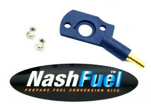 Nashfuel Venturi Adapter Wgen9500 Inverter Generator Propane Natural Gas
