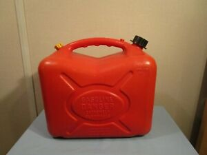 Vintage Scepter 5 Gallon Gas Can