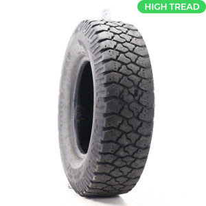 Used Lt 245 75r16 Goodyear Workhorse Extra Grip 1n A 9 5 32