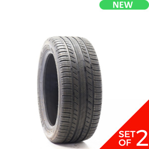 Set Of 2 New 235 45r17 Michelin Premier A s 94h 8 32