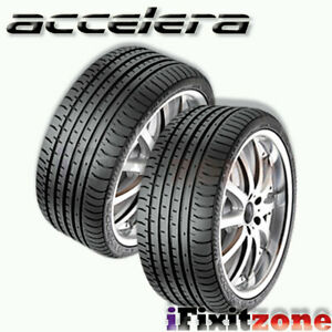 2 Accelera Phi 2 255 30zr21 95w All Season A s Ultra High Performance Tires