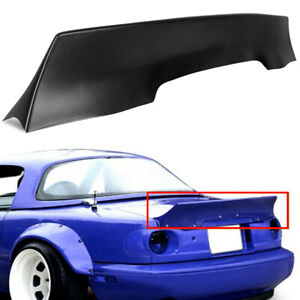 For Mazda Miata Na Ducktail Rb Style Rear Boot Trunk Tailgate Spoiler Wing Kit