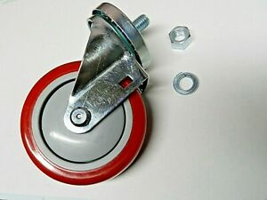 Norco Cia Astro Mac Swivel Caster For 1000 Lbs Transmission Jack