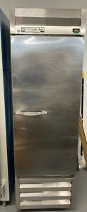 Beverage Air Single Door Cooler Used In Good Condition Kr 24 1as