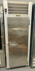 Traulsen Single Door Cooler Used In Good Condition G10010