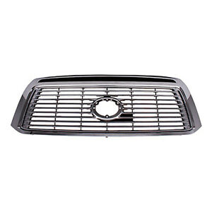 New Front Grille Fits 2010 2013 Toyota Tundra Pickup 531000c250