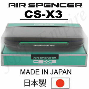 Cs x3 Air Spencer Eikosha Air Freshener Case Japan Jdm Genuine Csx3 Lime