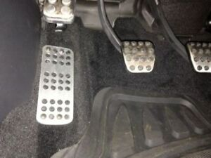 Dodge Challenger Racing Style Dead Pedal Left Foot Rest
