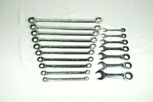 Matco 10 Pc Metric Long Double Box Ratchet Wrench Set Grblm 7 Pc Stubby Sae
